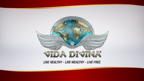 Vida Divina Detox Tea With Weight Control.