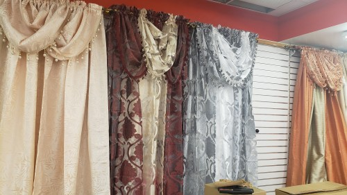 Bath Room Curtains