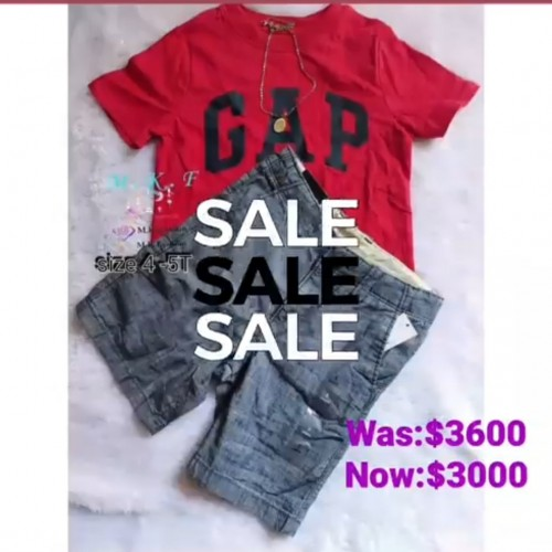 Baby Clothes On Sale