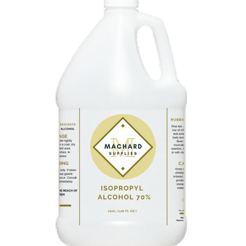 Isopropyl Alcohol & Hand Sanitizer