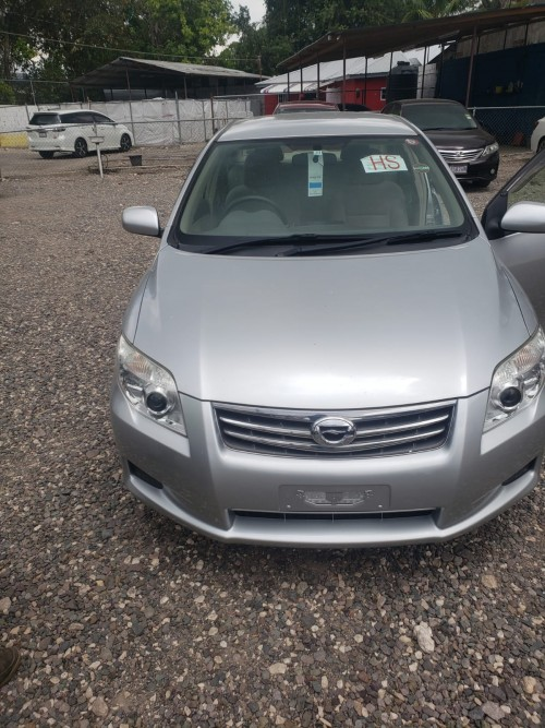 Toyota Axio For Sale Excedell Condition 2011