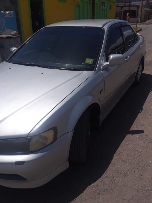 Honda Civic 2000 Driving Papers Up Ac Cam Tire570
