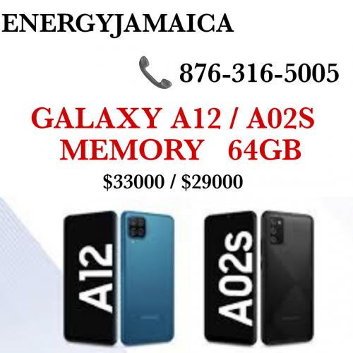 Samsung Galaxy A12 / A02s
