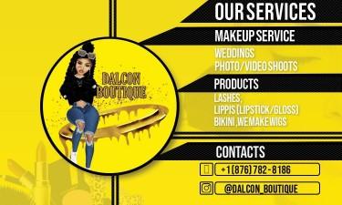 Dalcon Boutique (Products & Services)
