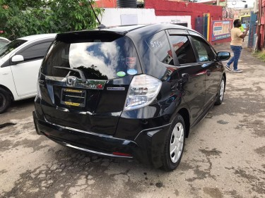 Newly Imported 2011 Honda Fit Hybrid For Sale