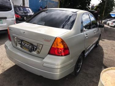 2007 Suzuki Liana For Sale