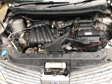 2011 Nissan Tiida For Sale