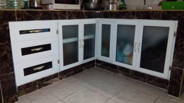 Aluminum Cupboard