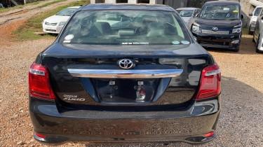 2016 Toyota Axio (New Import)