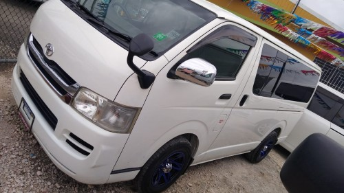 Hiace Van Seeking Contract Pubic Cmc