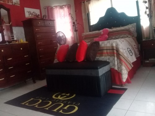 Furnished Quad 1 Bed Room For 1 Month