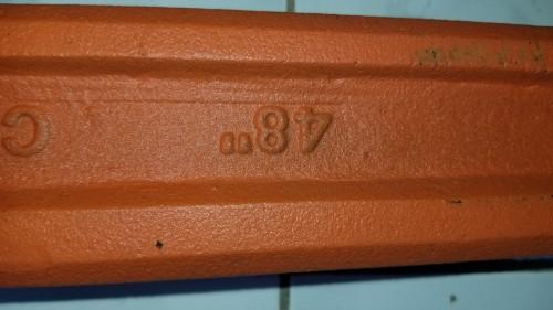 Truper 48inch Pipe Wrench