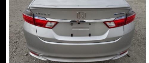 2015 Honda Grace Hybrid 4wd