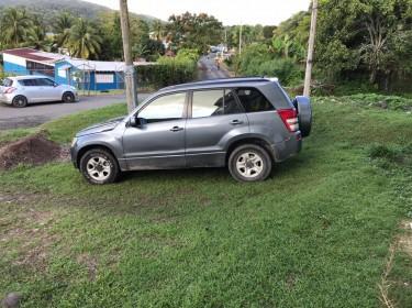 Subaru 2014 And Grand Vitara 2008
