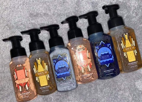 Body Mist Lotions Creams And Sanitizers