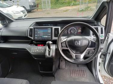 2013 Honda Stepwgn Spada