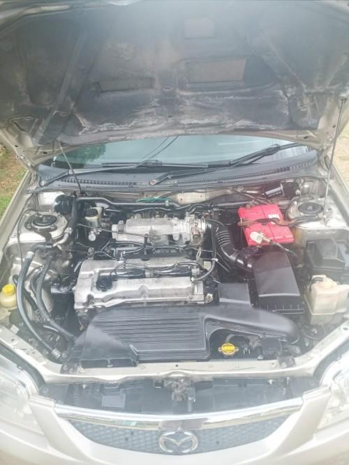 2002 Mazda