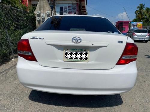 2012 Toyota Axio $975k Negotiable!