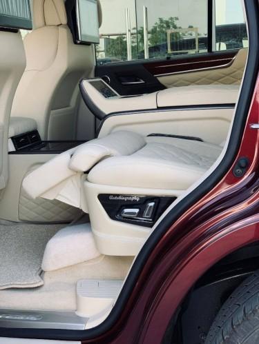 2019 Lexus LX 570 MBS