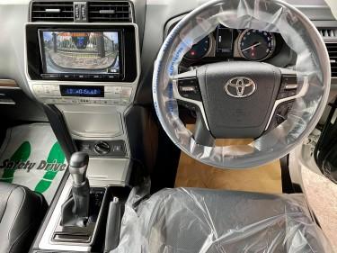2017 TOYOTA PRADO 2.7L TX-L Available Full Option