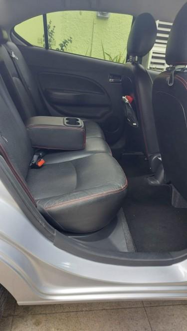 2017 Mitsubishi Attrage