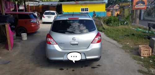 2011 Nissan Tiida 1.5 Litre
