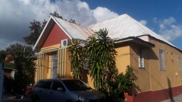 Large 2 Bedroom House Semi Furnished Quiet Place