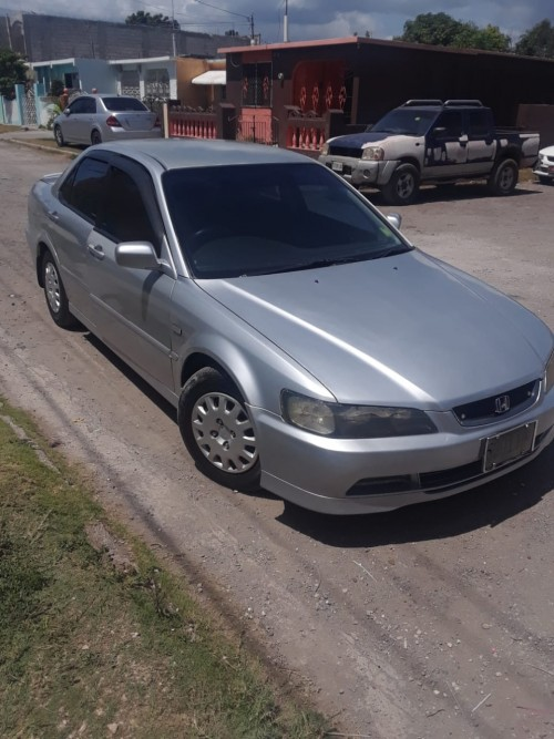Honda Accord 4rims Tire Driving Papers Up Ac 570k