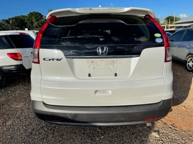 2012 Honda CRV (New Import)