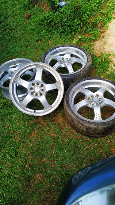 18inches Rims For Sale