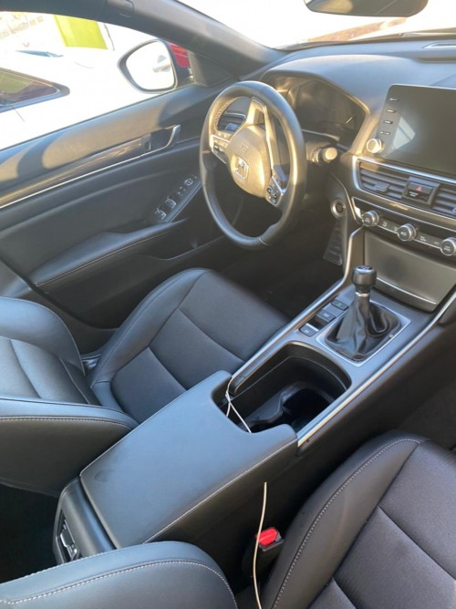 2019 Accord 2litre Turbo Sport 6speed Manual Trans