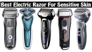 Electric Shaver Needed