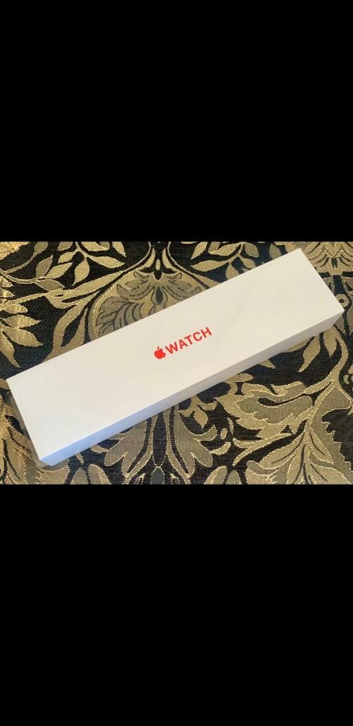 Brand New Sealed IN Box Apple Watch(Series 6,RED)