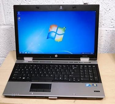 HP Elitebook 8540p, Core I7, 8GB RAM, 200 SSD
