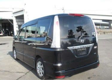 2012 Nissan Serena CALL GREGORY NOW