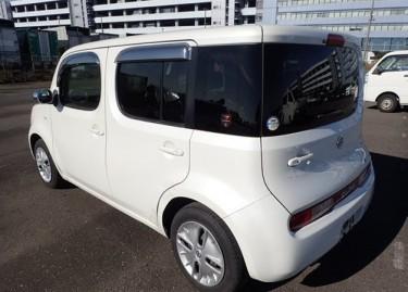 2015 Nissan Cube