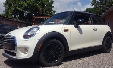 2015 Mini Cooper Twin Turbo