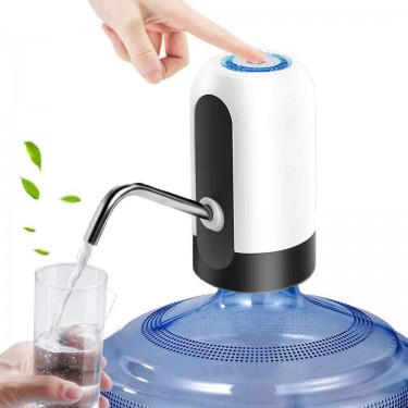 Automatic Water Dispenser With USB Charger