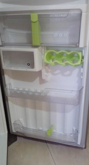 Grey Whirlpool Refrigerator For Sale