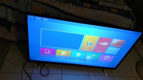43inch Jsw Smart Tv Speaker Na Work
