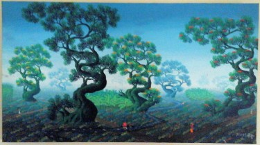 Fine Art For Sale - (Large Piece)