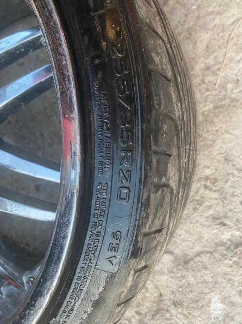19 Inch Lexus Rims And Tires
