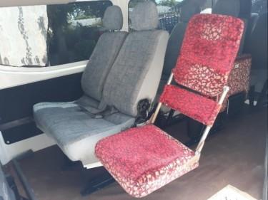Mini Bus Seats QUICK SALE