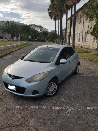 Madza Demio 2008 (SOLD AS IS)