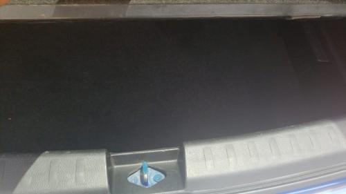 2015 Blue Suzuki Swift With Keyless Entry