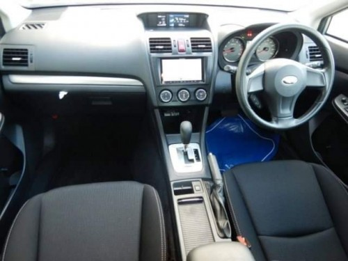 Subaru Impreza G4 2WD