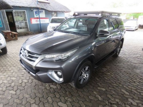 For Sale :Toyota FORTUNER 2.8 4X4 MAN With Documen