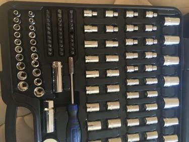 Large Tool Set Kit Bought It In 55000 JMD