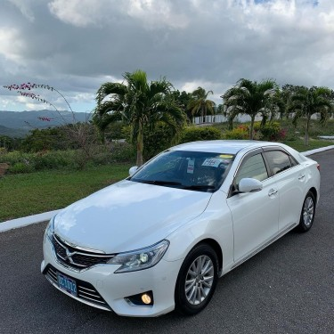 2015 Toyota Mark X Premium Sport Package