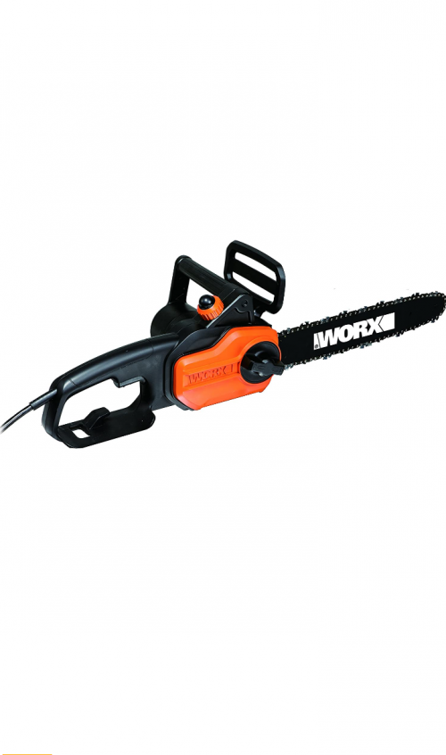WORX WG305 Electric Chain Saw, 14-Inch